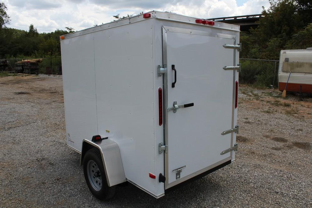 Single Axle Trailer Specs : Enclosed single axle trailer for sale