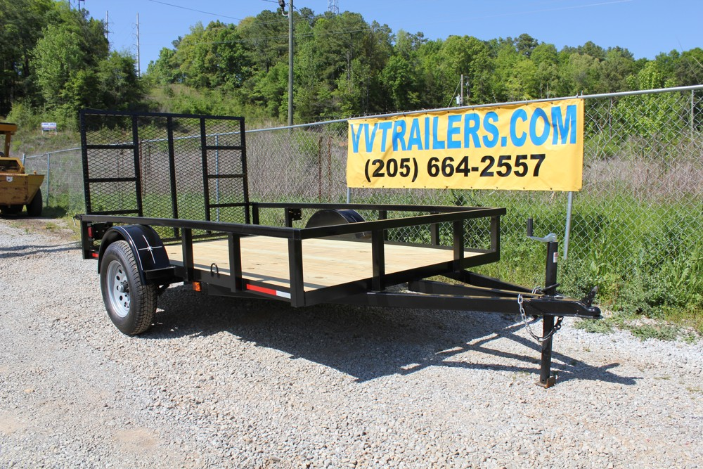 Car Ramps For Sale >> 6x10 Low Cost Utility Trailer For Sale